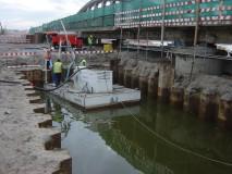 Construção da nova Ponte da Gala - Figueira da Foz.